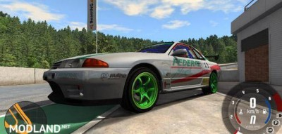 Nissan Skyline R32 Tuning Car [0.5.6], 3 photo